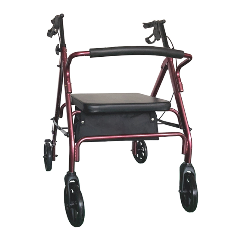 "24"" Bariatric Oval steel rollator"