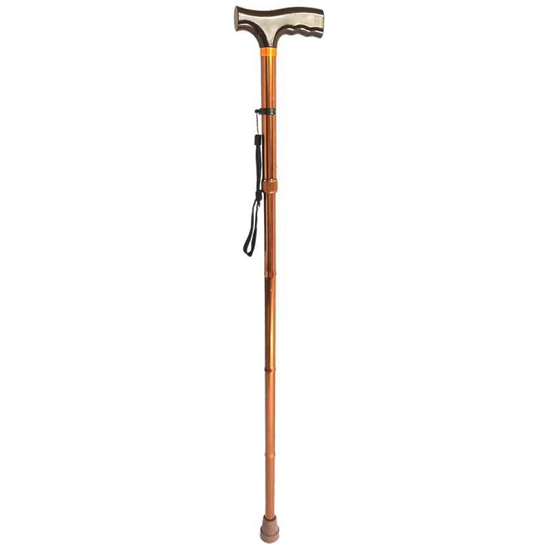 T-Shape Folding Cane Walking